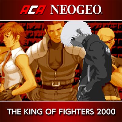 Switch Icon Showdown Aca Neogeo The King Of Fighters 2000